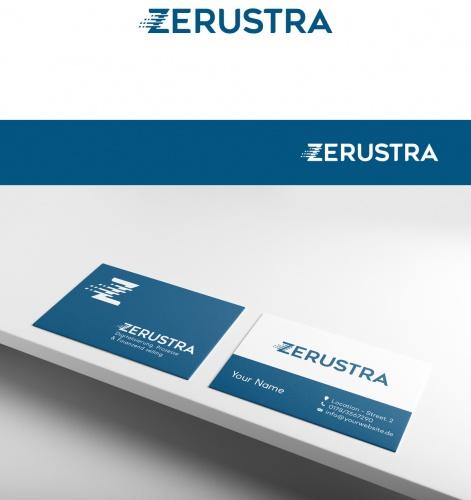Logo Visitenkarte Für Digitalisierung Logo Business