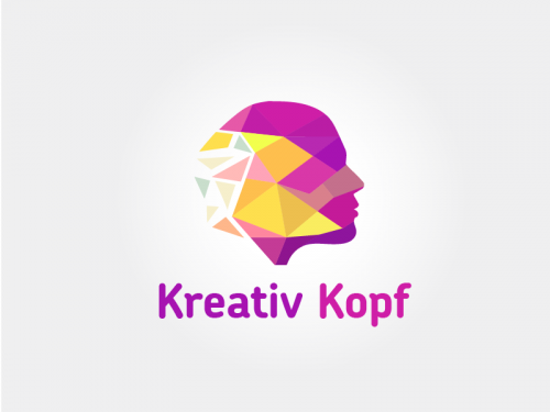 Logo-Design für Marketingkonzepte