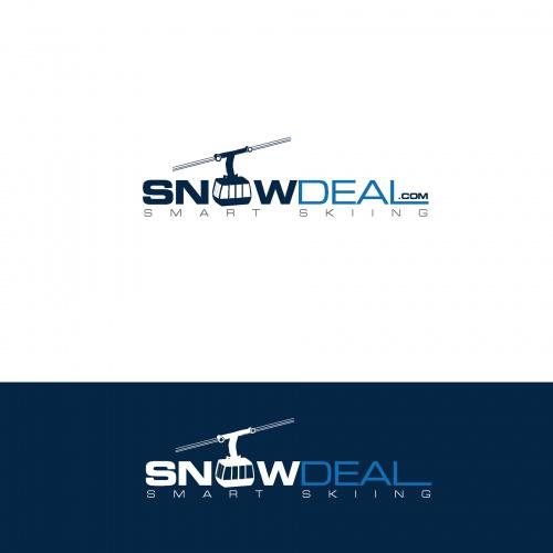 Logo voor nieuwe Internet-platform bedrijf