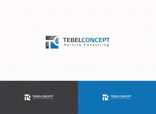 Logo voor business consulting