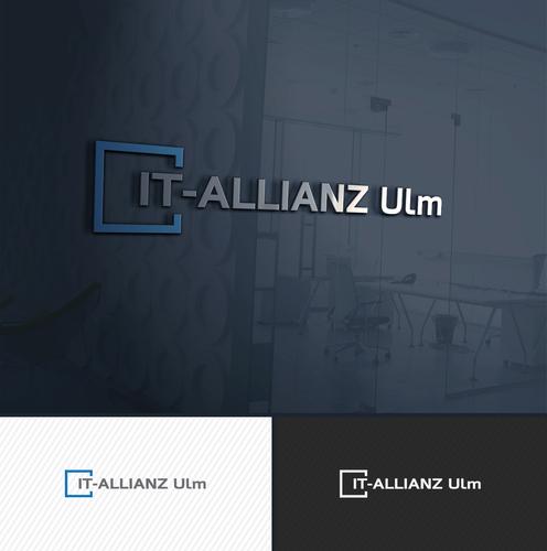 Logo-Design für Zusammenschluss mehrerer IT-Unternehmen