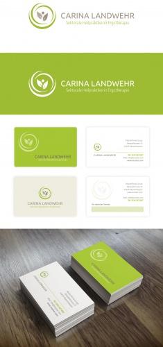 Logo & Visitenkarte für Praxis für Schmerzpatienten und Gesundheitserhaltung