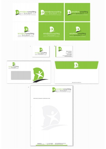 Corporate Design für Emotionscoach