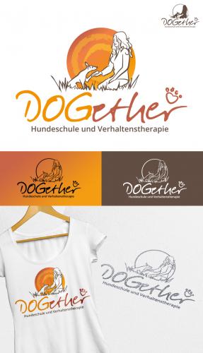 Logo für Hundeschule und Verhaltenstherapie
