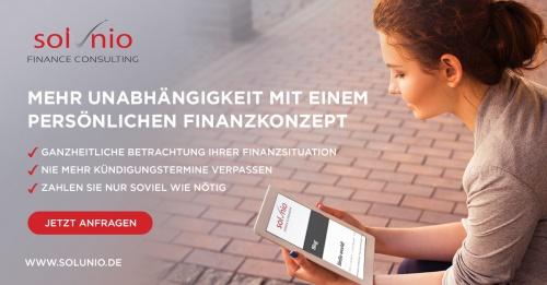 Webbanner-Design für Versicherungsmakler