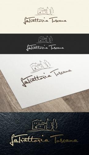 Logo-Design für Italienisches Restaurant