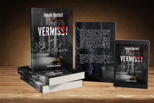 Cover-Design für Buch gesucht