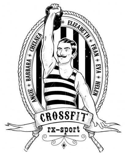 Logo-Design für Crossfitverein