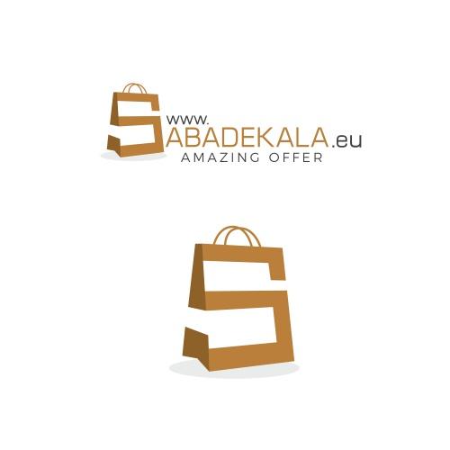 Logo Visitenkarte Für Online Shop Logo Visitenkarte
