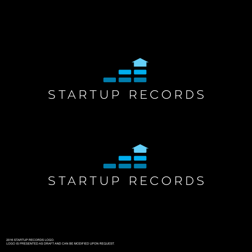 Corporate Design für Startup Records