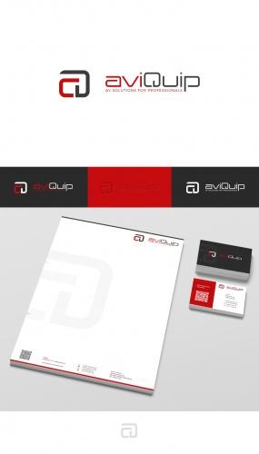 Logo für eine Distribution/Handelsunternehmung