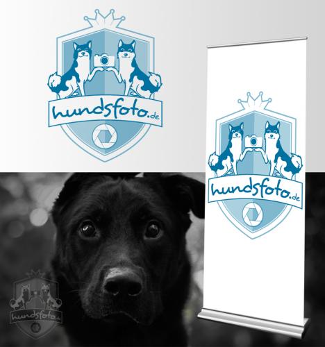Logo for Hundsfoto