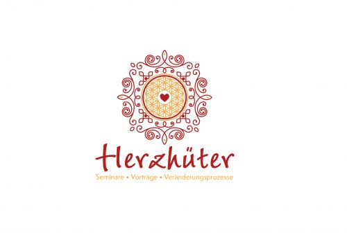 Logo-Design für Herzhüter