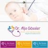 Logo und Farbkonzept für Ärztin
