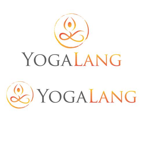 Logo & Visitenkarte für Yogalehrerin