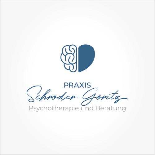 Logo & Visitenkarte für Psychotherapie und Beratung