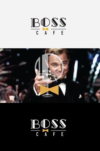 Logo-Design für Café
