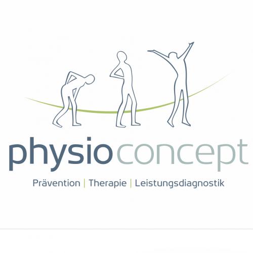 Logo & Visitenkarte für Physiotherapie