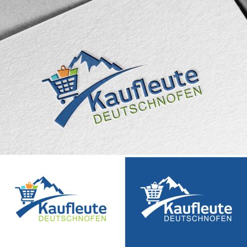 Logo-Design für Organisation/Zusammenschluss von verschiedenen Dorf-Geschäften