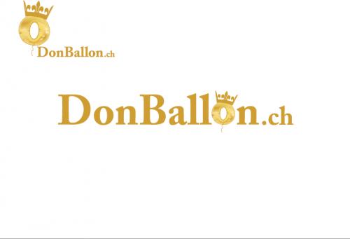 Logo-Design für Folienballone