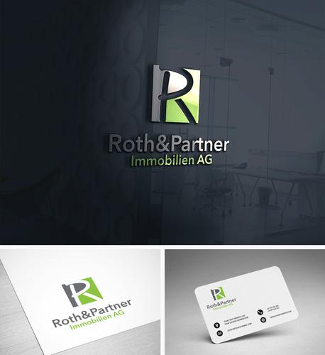 Logo & Visitenkarte für Ausführen von Bauarbeiten und Renovationen