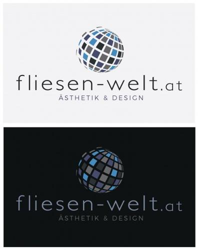 Logo-Design für Fliesen-Webshop