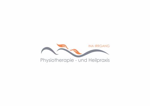 Logo-Design für physiotherapeutische Leistungen