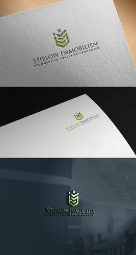 Logo-Design für Makler im Immobilienbereich