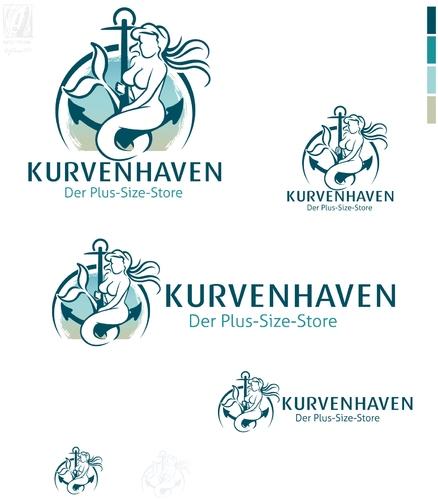 Logo & Social Media Paket für einen Plus-Size-Store an der Nordseeküste