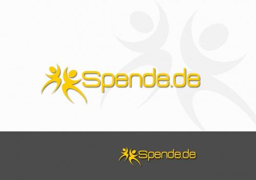 Agentschap streeft logo voor een website.