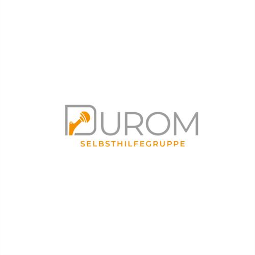 Logo-Design für die Beratung und Hilfe von Patienten