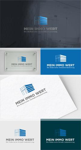 Logo-Design für Immobilienbewertung