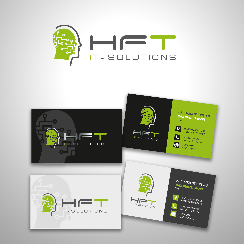 It Firma Sucht Design Logo Visitenkarte Designenlassen De