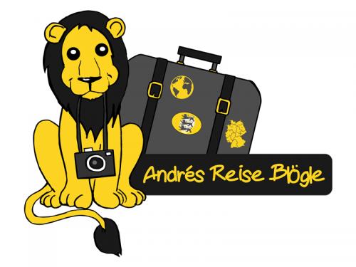 Een logo voor de reis Blgle