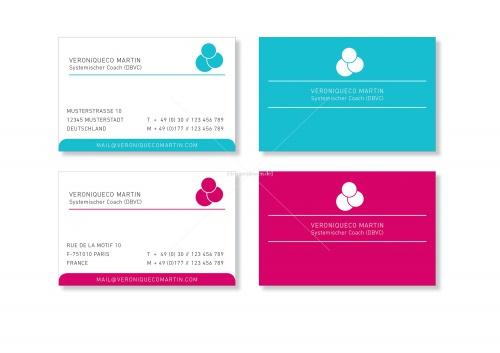 Systemischer Coach sucht Design für Visitenkarte » Visitenkarten ...