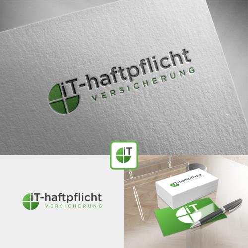 Logo-Design für Vertrieb von Haftpflichtversicherungen für IT-Dienstleister & Freelancern