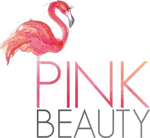 Logo-Design für Kosmetikstudio Pink Beauty