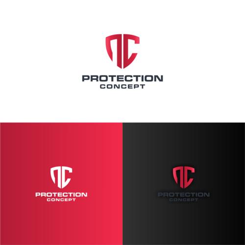 Logo-Design für Herstellung und Verkauf von Schutzausrüstung