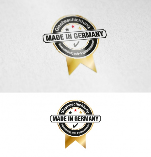 Made In Germany Logo Design Designonclick Com