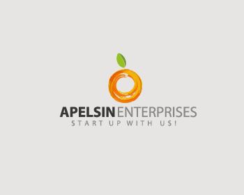Logo en slogan voor een incubator/vermogensbeheer