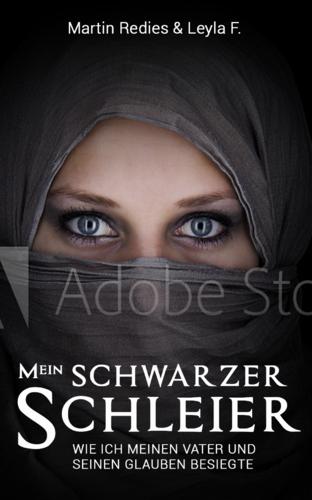 Buchcover-Design für Buch der Schleier-Biografie gesucht