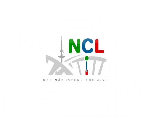 Logo-Design für NCL-Nächstenliebe