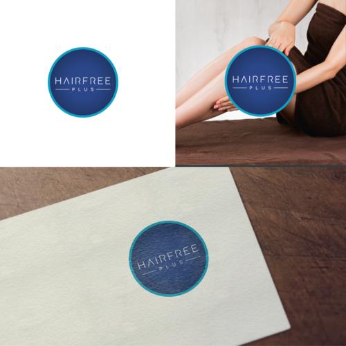 Corporate Design für Firma aus Haarentfernungsbranche