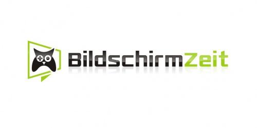 Logo-Design für BildschirmZeit.de