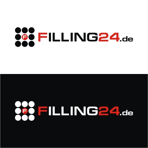 Logo Design fr FILLING24.de