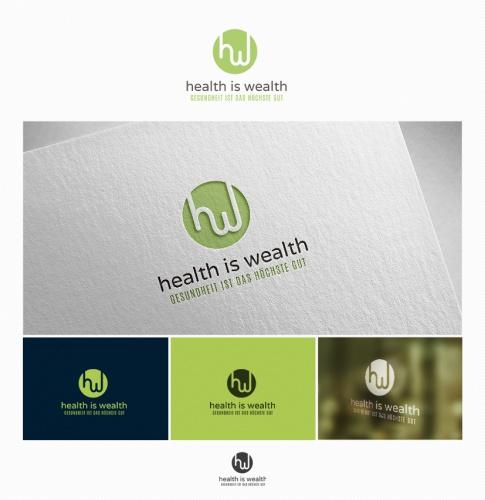 Logo-Design für Onlinehandel mit Gesundheitsprodukten