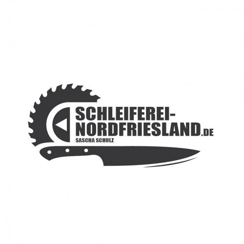 Logo-Design für Schleiferei Nordfriesland