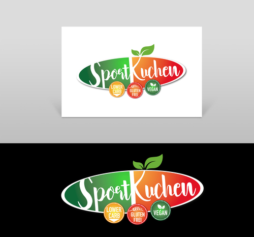 Logo-Design für Low Carb Backwaren