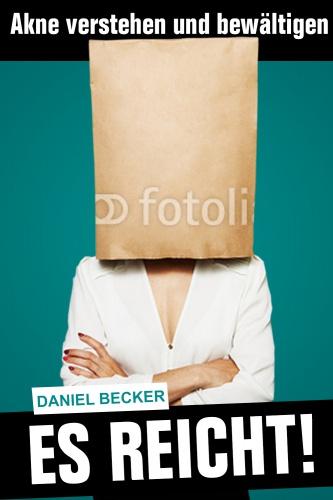 Cover für ein Ebook mit dem Thema Akne