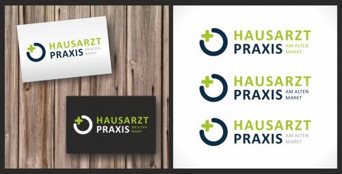 Logo-Entwicklung für Hausarztpraxis